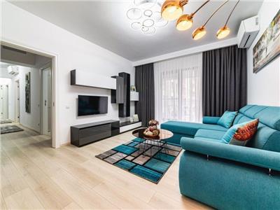 Apartament 2 camere de inchiriat, prima inchiriere, totul nou 2020