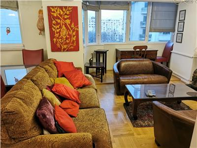 VIDEO ! Apartament 3 camere LUX - Unirii - Ambasada Israel, 2 bai