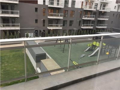 Inchiriere apartament 2 camere Belvedere Residence, terasa