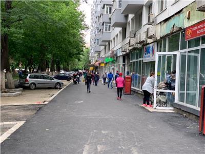 Inchiriere spatiu comercial  stradal Nicolae Titulescu