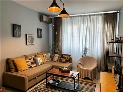 Vanzare apartament 3 camere campia libertatii la 6 minute parc,mobilat