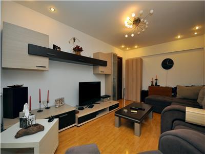 Dorobanti vanzare apartament 3 camere 2 bai bloc 1982