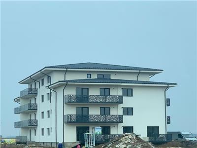 Vand apartament 2 camere cu gradina 57mp utili+10 mp gradina