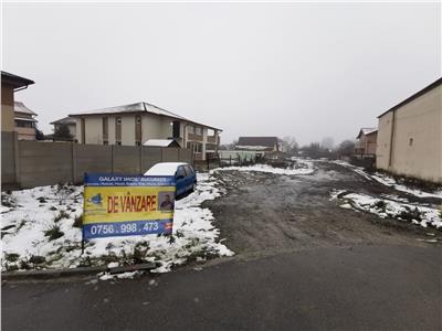 Teren Giulesti - Drumul la Rosu, zona vile, P+2+M, deschidere 23m