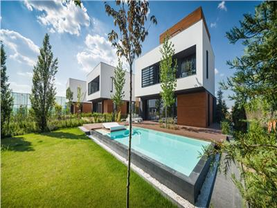 Casa de vanzare ultramoderna | Casa Verde | Complex exclusivist