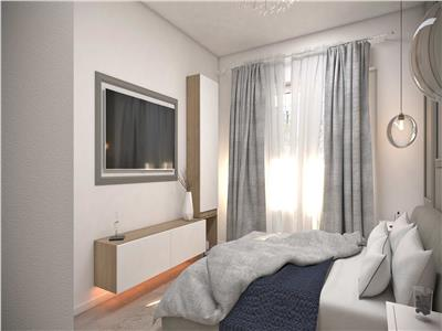 Apartament nou 3 camere plus curte Porsche Pipera