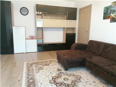 Vanzare  apartament 2 camere mobilat parter gradina baneasa greenfield