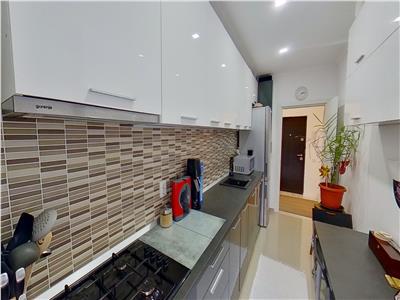 Apartament decomandat cu 2 camere, de vanzare in Militari Residence
