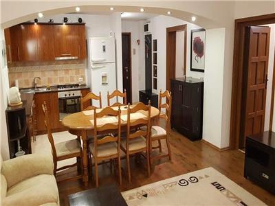 Apartament 3 camere in Aviatiei cu centrala proprie