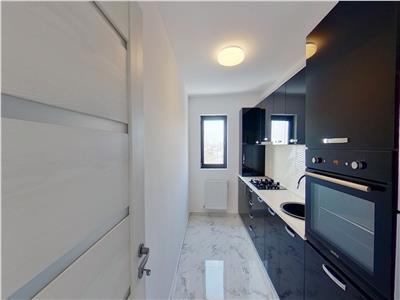 Apartament decomandat cu 3 camere, de vanzare Chiajna
