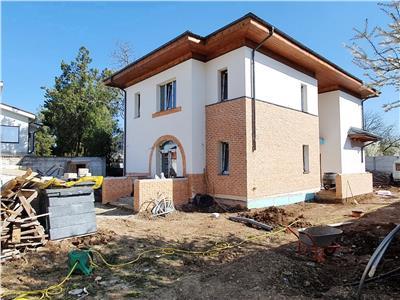 Casa noua de vanzare Baneasa Jandarmeriei | Finisaje la alegere