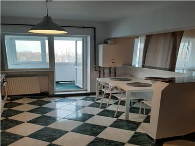 Apartament 3 camere Lacul Tei stradal cu centrala termica proprie