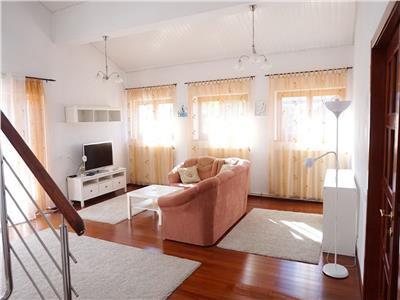 Duplex 3 camere 175 mp, terasa 40mp, garaj, sala de sport, Zoo Baneasa