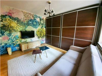 Apartament cochet in cartierul aviatiei / alexandru serbanescu