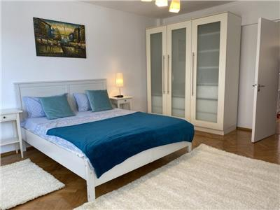 Apartament 3 camere Baneasa- langa Lac Herastrau etaj4/7