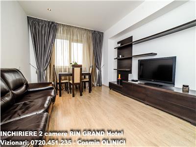 Tur virtual ! Inchiriere 2 camere premium RIN GRAND Hotel