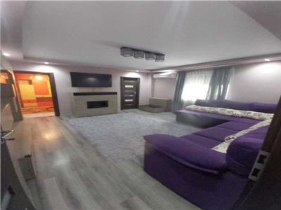 Apartament 3 camere baicului mobilat lux cu centrala si parcare