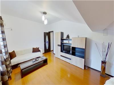 Apartament cu 2 camere de vanzare in Militiari Residence TUR VIRTUAL