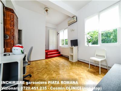 Inchiriere garsoniera PIATA ROMANA