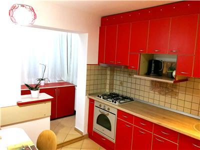 Apartament 3 camere decomandat  etaj 3/4 apusului