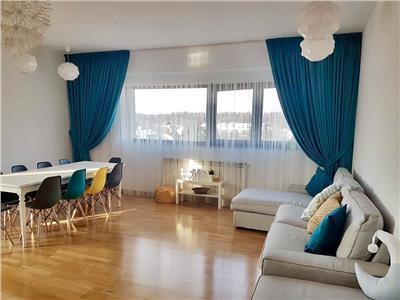 Inchiriere apartament 4 camere lux zona baneasa-gradina zoologica