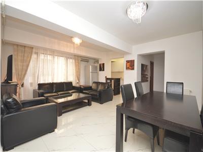 Apartament 3 camere mobilat si utilat bloc nou 1 mai jiului