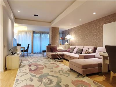 Apartament premium aviatorilor | imobil nou | curte 120 mp