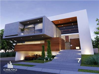 Teren de vanzare Domenii Casin, ideal constructie casa noua