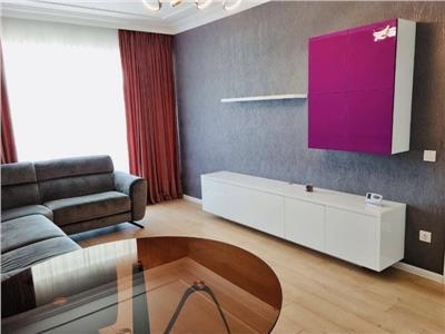 Apartament 2 camere Atria Urban Resort/curte/parcare/mobilat