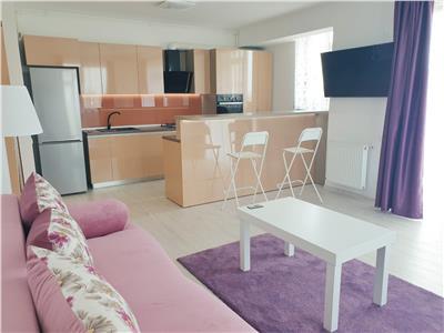 Inchiriere apartament 2 camere, lux, bloc nou, Albert, Ploiesti