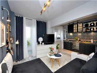 Militari apartament 4 camere reconfigurat si modernizat