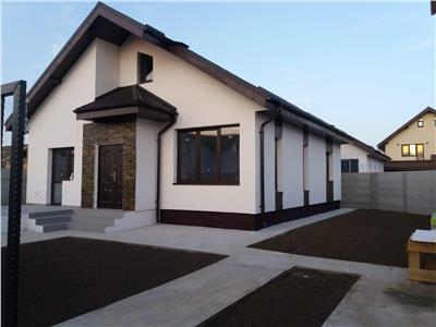 vand casa p+mansarda , 4 cam , 132mp utili 280mp teren