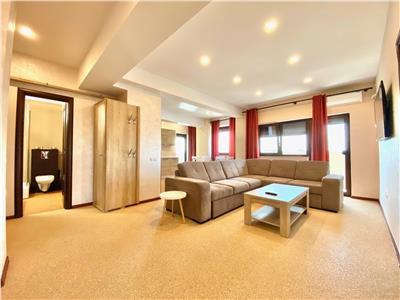 Apartament 3 camere de lux, terasa 35 mp, bloc nou, central, ploiesti
