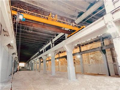 Vanzare hala plus birouri, 6500mp, pod rulant  sos Giurgiului Jilava