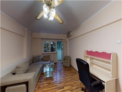 Apartament 3 camere+loc parcare  Et p/4 Bl 1996 Unirii - Matei Basarab