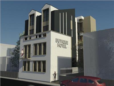 Imobil cu proiect Hotel Boutique, Dorobanti