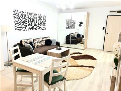 Inchieiere apartament 2 camere mobilat lux  baneasa greenfiled