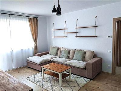 Inchiriere apartament  2 camere mobilat Baneasa Greenfield