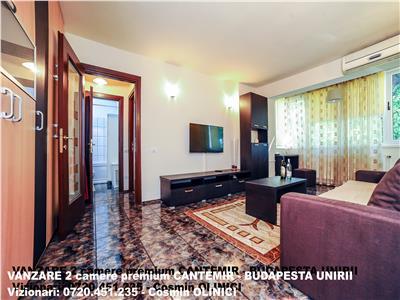 VANZARE 2 camere premium CANTEMIR - Budapesta - Unirii