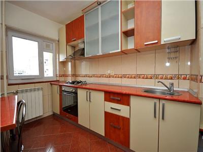Inchiriere apartament 2 camere bloc anvelopat Piata Muncii