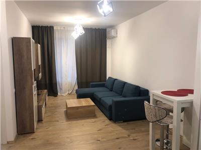 Inchiriere apartament 2 camere bloc nou metrou Mihai Bravu