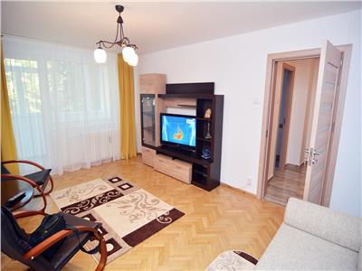 Inchiriere apartament 2 camere lux metrou iancului totul nou