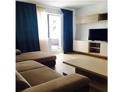 Inchiriere apartament 2 camere mobilat  baneasa greenfiled