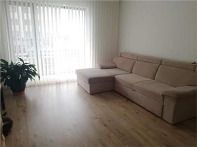 Inchiriere apartament 2 camere  parter cu gradina Baneasa Greenfield