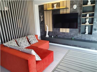 Inchiriere apartament 2 camere Ploiesti,bloc nou, zona Albert
