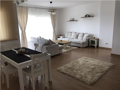 Inchiriere apartament 3 camere 100mp utili Felicity Residence Baneasa