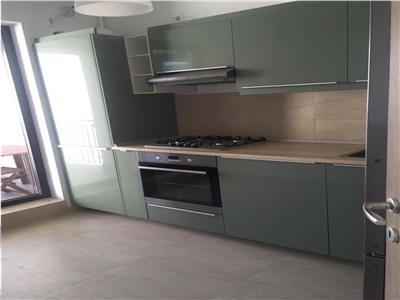 Inchiriere apartament 3 camere Baneasa Greenfiled semimobilat