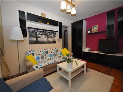 Inchiriere apartament 3 camere cu loc de parcare in zona Baneasa