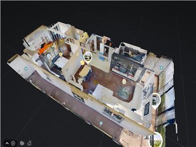 Inchiriere apartament 3 camere lux asmita gardens