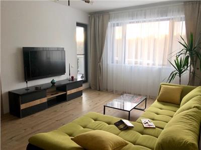 Inchiriere apartament 3 camere mobilat Baneasa Greenfiled
